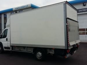 Chassis + body Citroen Jumper Box body + Lifting Tailboard CONFORT Occasion