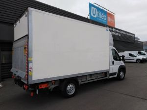 Chassis + body Fiat Ducato Box body + Lifting Tailboard PACK PROFESSIONNAL Occasion