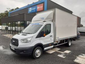 Chassis + body Ford Transit Box body + Lifting Tailboard TREND 130CV Occasion