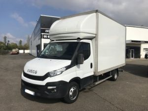 Chassis + body Iveco Daily Box body + Lifting Tailboard 35C13 CLIM Occasion