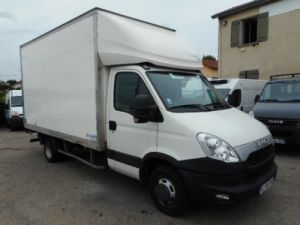Chassis + body Iveco Daily Box body + Lifting Tailboard 35C15 Occasion