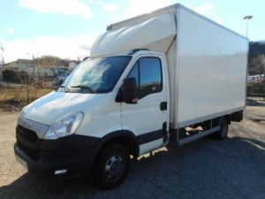 Chassis + body Iveco Daily Box body + Lifting Tailboard 35C15 CAISSE + HAYON Occasion