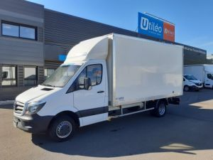 Chassis + body Mercedes Sprinter Box body + Lifting Tailboard 3T5 514 CDI 43 Occasion