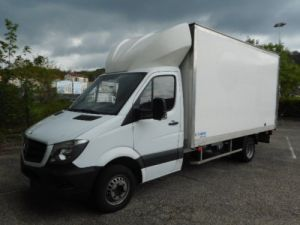 Chassis + body Mercedes Sprinter Box body + Lifting Tailboard 513 Occasion