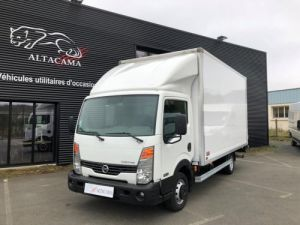 Chassis + body Nissan Cabstar Box body + Lifting Tailboard CAISSE DEMENAGEMENT  Occasion