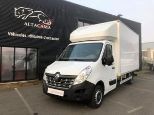 Chassis + body Renault Master Box body + Lifting Tailboard 22m3 CAPUCINE  PORTE LATERALE HAYON ELEVATEUR Occasion