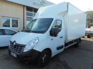 Chassis + body Renault Master Box body + Lifting Tailboard DCI 135 Occasion