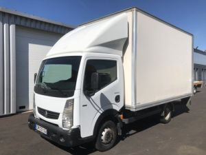 Chassis + body Renault Maxity Box body + Lifting Tailboard 140 DXI CAISSE + HAYON Occasion