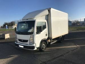 Chassis + body Renault Maxity Box body + Lifting Tailboard 35.13 MOTEUR NEUF  Occasion