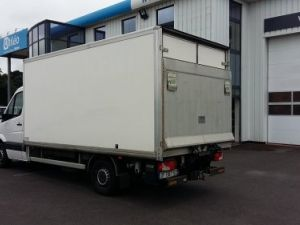 Chassis + body Volkswagen Crafter Box body + Lifting Tailboard BUSINESS LINE Occasion