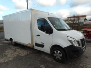 Chassis + body Nissan NV400 Box body CAISSE BASSE DCI 150 Occasion