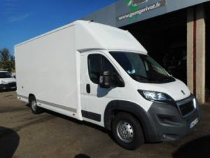 Chassis + body Peugeot Boxer Box body HDI 130 Occasion