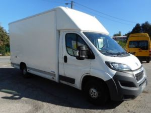 Chassis + body Peugeot Boxer Box body HDI 150 CAISSE BASSE Occasion