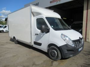 Chassis + body Renault Master Box body DCI 130 CAISSE BASSE Occasion