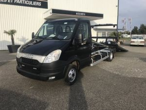 Chassis + body Iveco Daily Car carrier body 35C15 CLIM BOITE AUTO  Occasion