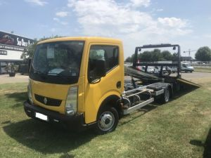 Chassis + body Renault Maxity Car carrier body 35.12 CLIM Occasion