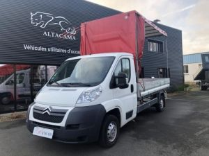 Chassis + body Citroen Jumper Curtain side body Occasion