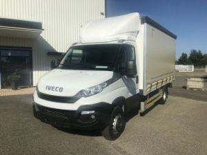 Chassis + body Iveco Daily Curtain side body 72C18 CLIM Occasion