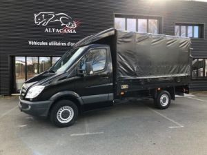 Chassis + body Mercedes Sprinter Curtain side body BACHAGE COULISSANT Occasion