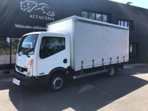 Chassis + body Nissan Cabstar Curtain side body PLATEAU RIDEAU COULISSANT Occasion