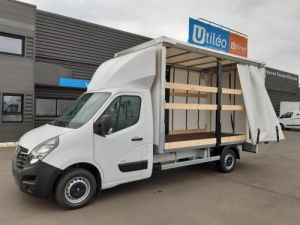 Chassis + body Opel Movano Curtain side body F3500 L3 2.3 CDTI 145CH BITURBO START&STOP Neuf