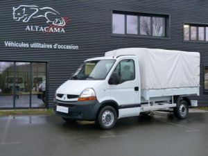 Chassis + body Renault Curtain side body L2H1 PLATEAU Occasion