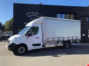 Chassis + body Renault Master Curtain side body 170 CV BOITE AUTOMATIQUE Occasion