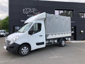 Chassis + body Renault Master Curtain side body  PLATEAU BACHE COULISSANTE Occasion