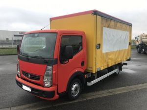 Chassis + body Renault Maxity Curtain side body 110.35 Occasion