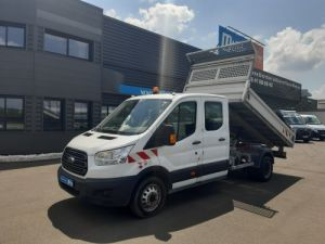 Chassis + body Ford Transit Double Cab Back Dump/Tipper body P350 RJ HD L4 DC 2.0 TDCI 170 TREND Occasion