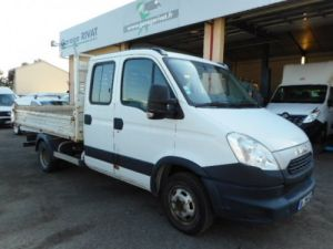 Chassis + body Iveco Daily Double Cab Back Dump/Tipper body 35C15 Occasion