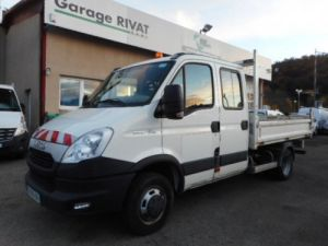 Chassis + body Iveco Daily Double Cab Back Dump/Tipper body 35C15 DOUBLE CABINE Occasion