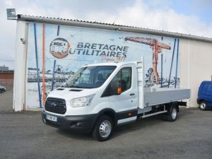 Chassis + body Ford Transit PLATEAU 4M20 P350 L4 RJ HD 130CV AMBIENTE Occasion