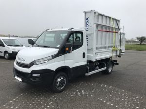Chassis + body Iveco Daily Hookloader Ampliroll body 35C15 POLYBENNE 3T5 BV6 Occasion