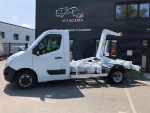 Chassis + body Renault Master Hookloader Ampliroll body CROCHET Occasion