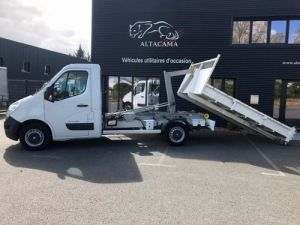 Chassis + body Renault Master Hookloader Ampliroll body POLYBENNE AMPLIROLL 1 CAISSON Occasion
