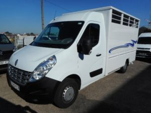 Chassis + body Renault Master Livestock body BETAILLERE DCI 125 Occasion