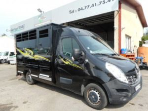 Chassis + body Renault Master Livestock body DCI 135 Occasion