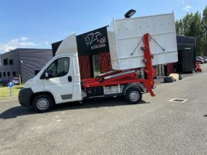 Chassis + body Peugeot Boxer 110 CV MULTIBENNE AMOVIBLE Occasion