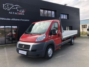 Chassis + body Fiat Ducato Platform body 130 xl plateau ridelles long-coffre Occasion