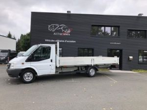 Chassis + body Ford Transit Platform body PLATEAU LON 4.70m Occasion