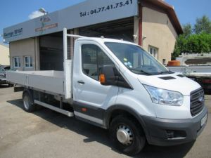 Chassis + body Ford Transit Platform body TDCI 155 PLATEAU 4.40M Occasion
