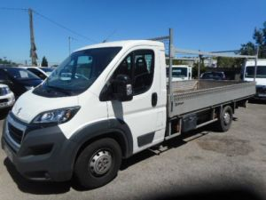 Chassis + body Peugeot Boxer Platform body 3.0 HDI 165 PLATEAU 4.5METRES Occasion
