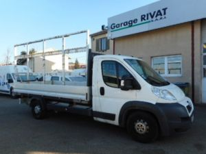 Chassis + body Peugeot Boxer Platform body HDI 150 PLATEAU  Occasion