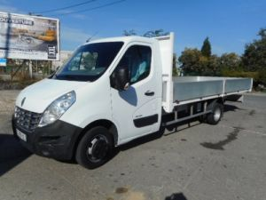 Chassis + body Renault Master Platform body DCI 150 PLATEAU Occasion