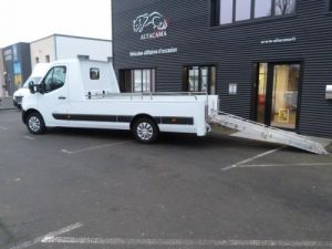 Chassis + body Renault Master Platform body PICK UP RAMPE Occasion