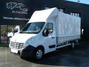 Chassis + body Renault Master Platform body PLATEAU ALLUMINIUM DEBACHAGE COULISSANT Occasion