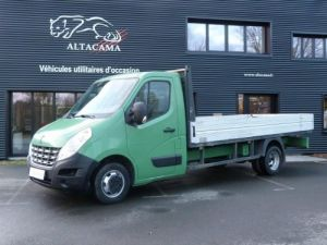 Chassis + body Renault Master Platform body PLATEAU RIDELLES  CROCHET  Occasion