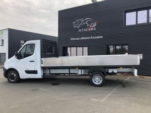 Chassis + body Renault Master Platform body PLATEAU RIDELLES  L4 150cv Occasion