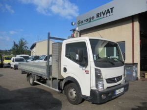 Chassis + body Renault Maxity Platform body DCI 130 PLATEAU 4.15M Occasion